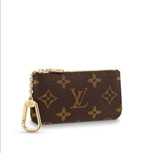 Louis Vuitton Key Pouch - BNWT